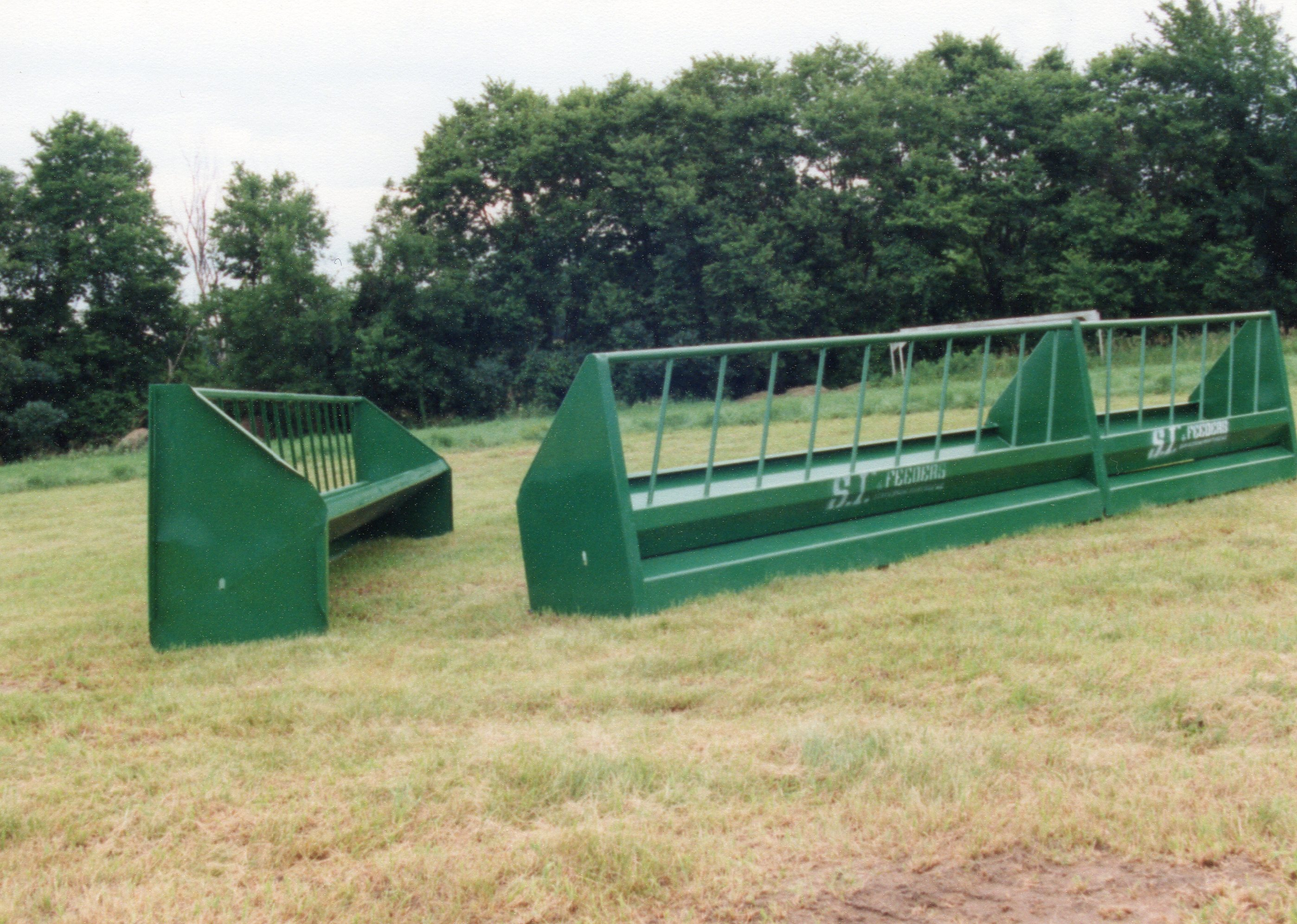 Si Feeders And Metals One Sided Jr Bunks